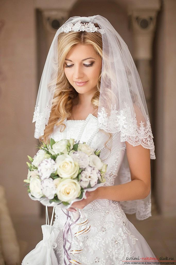 свадебные прически платья и свадьбы