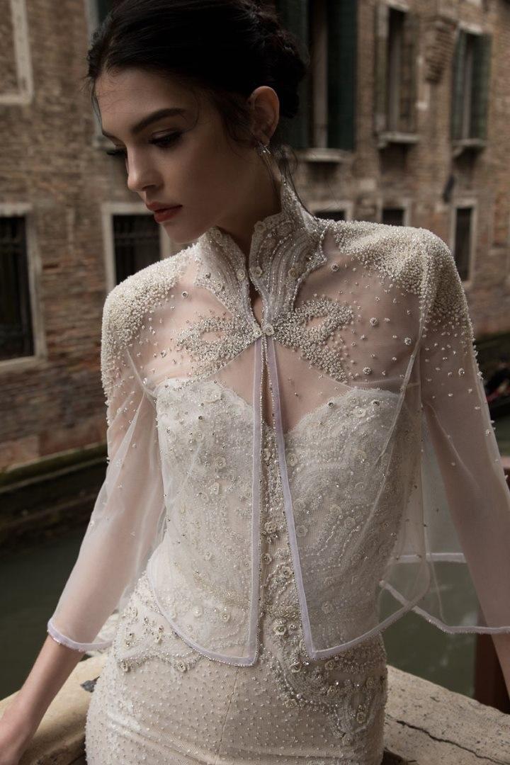 Накидки на свадебное платье цены